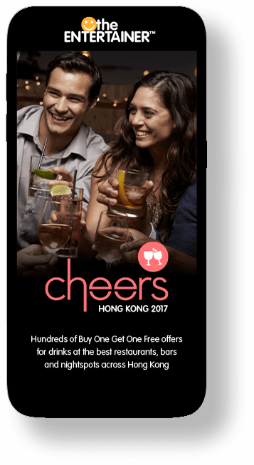Cheers Hong Kong 2017